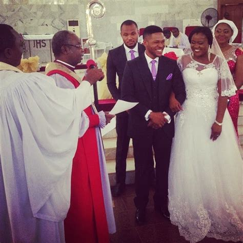 Wedding P by Wedding Pictures Psquare S Okoye Nollywood
