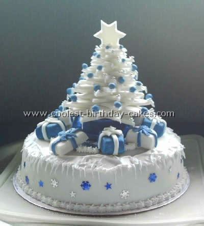 christmas decorated cake ideas birthday and cakes 2010 09 26