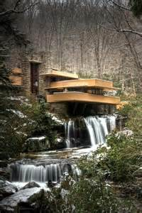 Fallingwater 25 Best Ideas About Falling Water House On Pinterest