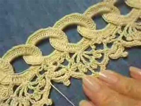 como hacer un caminito al crochet las 25 mejores ideas sobre orillas para servilletas en