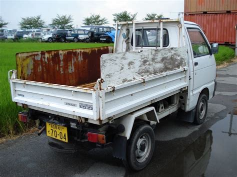 daihatsu hijet truck dump 4wd 1993 used for sale