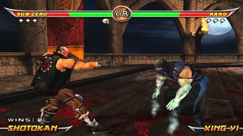 emuparadise pcsx2 mortal kombat armageddon full hd gameplay on pcsx2 youtube