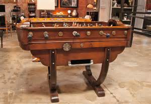 1950s foosball table for sale at 1stdibs