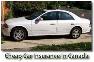 Cheap Car Insurance In Canada