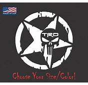 Toyota Trd Decal  OEM New And Used Auto Parts For All