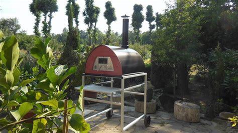 forno per pizza da giardino forno a legna da giardino pizza il primo forno a