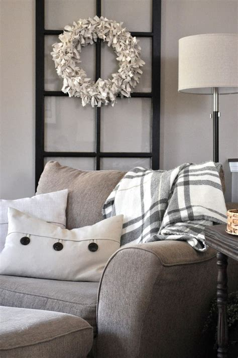 beige throws for sofas farmhouse fall tour of homes 2015 discover more ideas