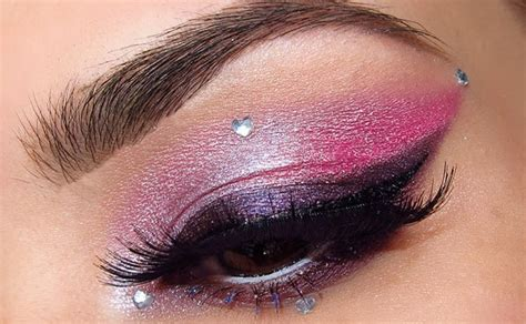 makeover tips party makeup 15 pink and purple makeup ideas pretty designs