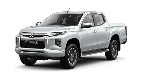 2020 Mitsubishi Triton 2020 mitsubishi triton could challenge the ranger hotcars