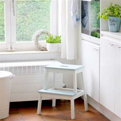 a quick and easy ikea step stool makeover give your boring ikea step stool a makeover and turn it