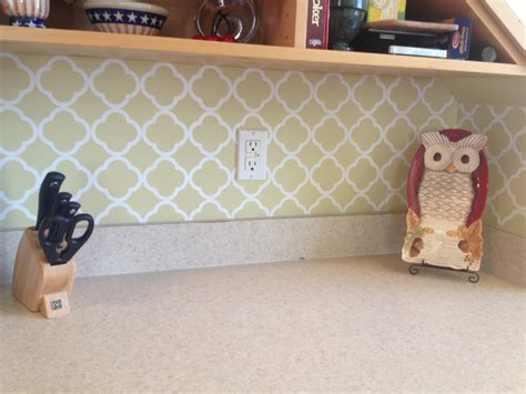 Peel And Stick Kitchen Backsplash Ideas by Backsplash For Kitchen Vinyl Wallpaper Randy Gregory