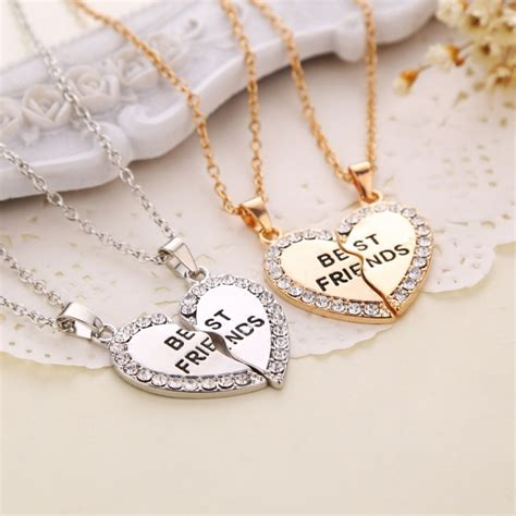 buy wholesale best friends necklace from china best