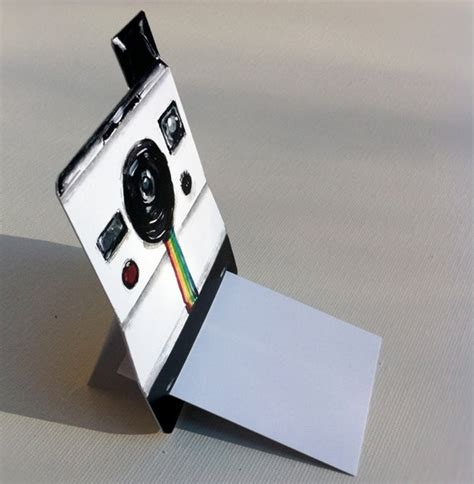 Polaroid Card Template by 144 Best Images About Boxes Templates On Favor