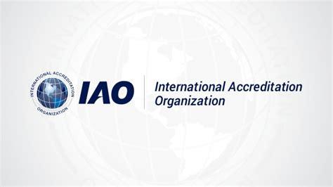 A M International Mba Accreditation by International Accreditation Organization Fully Accredits