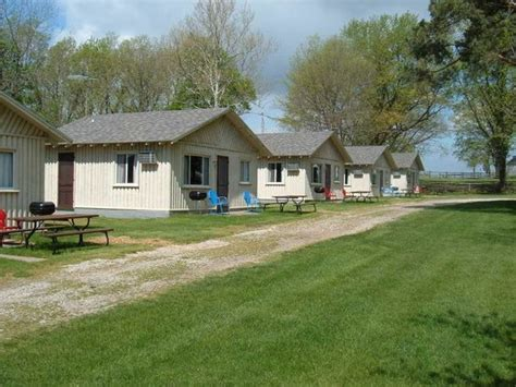 Ohio Cgrounds With Cabins by Kaspar S Lakebreeze Cabins Cground Reviews Ohio
