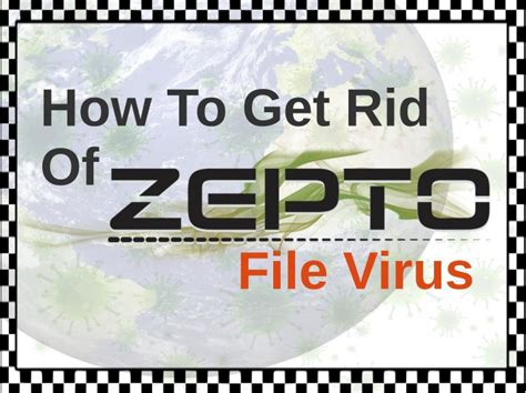 how to get rid of a virus on android phone ppt how to get rid of zepto file virus powerpoint presentation id 7439592