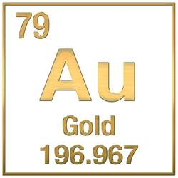 Gold Number Of Protons What Is The Periodic Symbol For Gold Quora