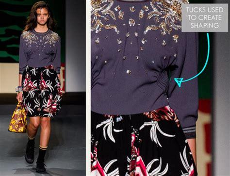 pattern making gathers fundamentals of pattern making tucks and gathers the
