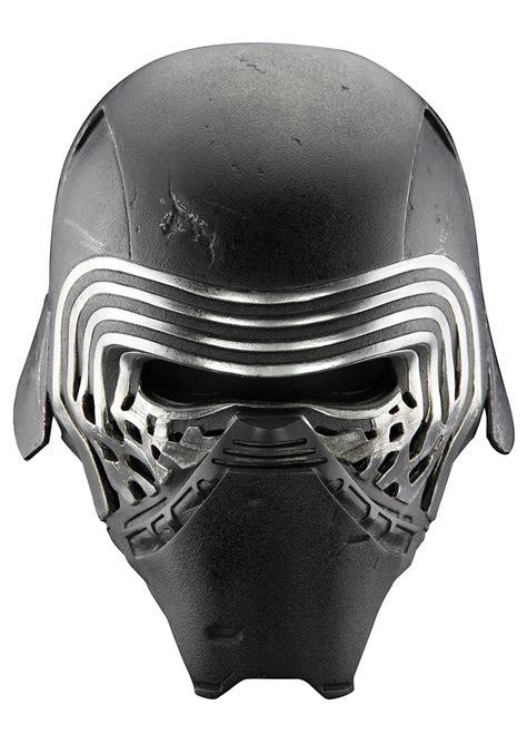 how to create a kylo ren wars the wars the awakens premier kylo ren helmet