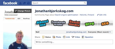 facebook masthead famous banners