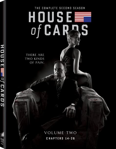 house of cards awards house of cards season 2 dvd set family choice awards
