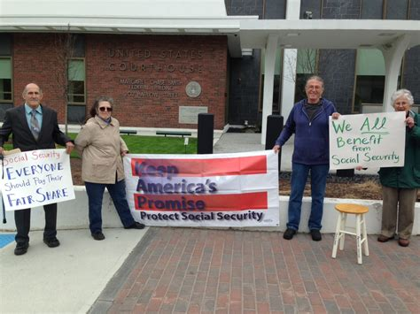 Social Security Office Maine by Mpa Members To Sen Collins Expand Social Security