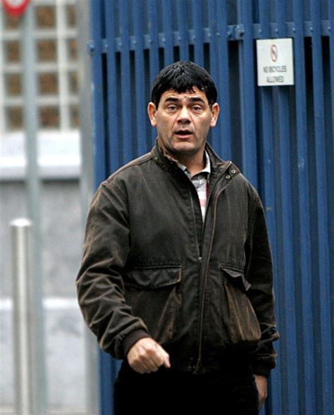 Gerry Hutch Explosive Devices Found In Stolen Car Were Being Stored By