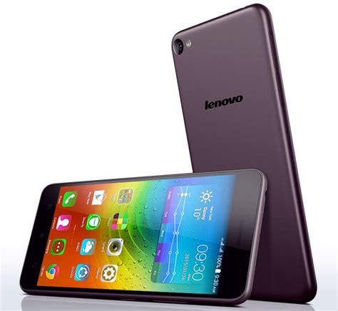 Lenovo S60 Lenovo S60 Launched For Rs 12 999 In India
