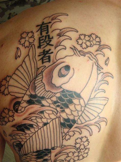 koi tattoo head head of koi tattoo