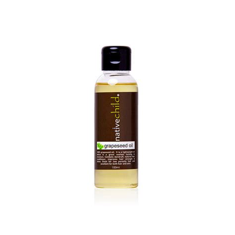 Grapeseed 100 Ml grapeseed 100ml nativechild