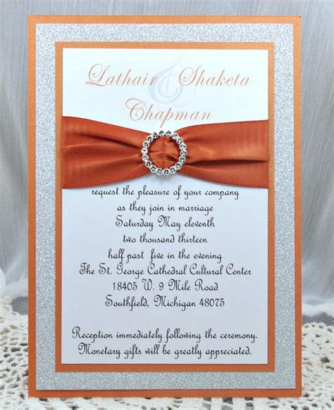 purple and orange wedding invitation kits 312 best images about wedding randoms for can on