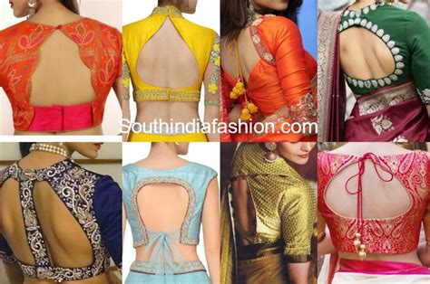 blouse neck designs photos blouse neck designs fashion trends south india fashion