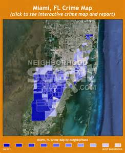florida crime map miami fl crime rates and statistics neighborhoodscout