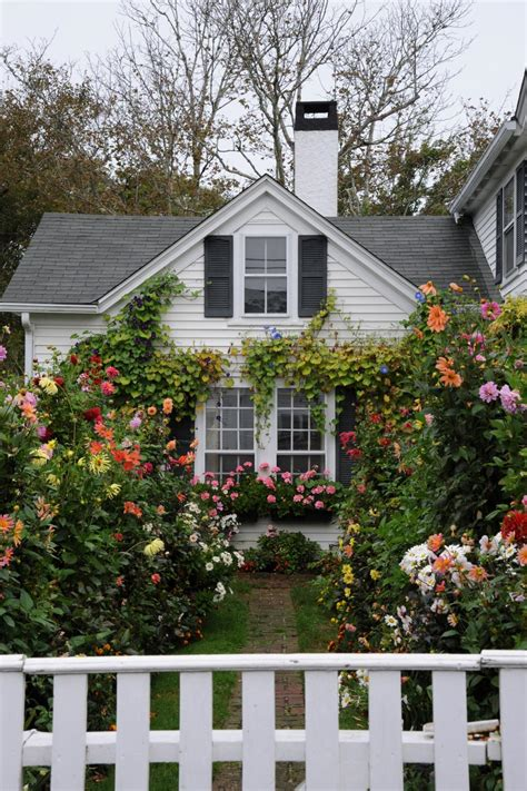 house cottage garden beautiful photos of summer gardens hgtv
