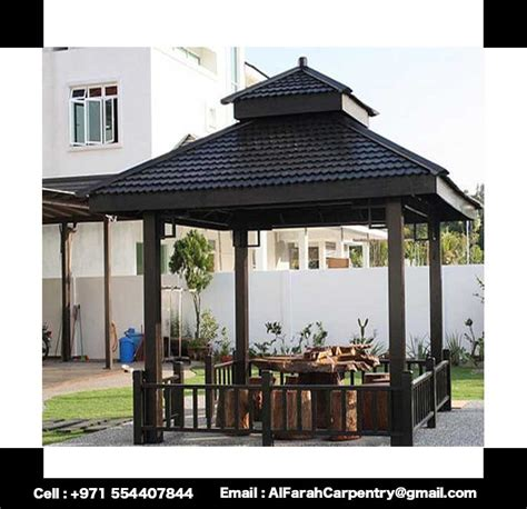 gazebo dubai wooden gazebo garden gazebo in uae cabanas gazebo uae