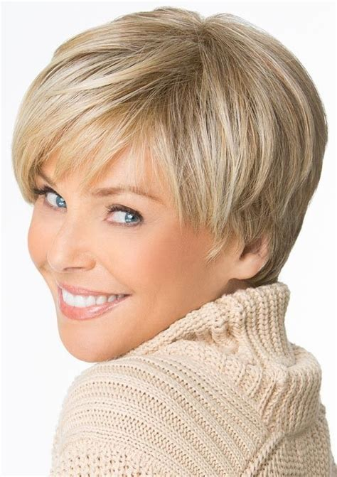 layered bob at crown up town by christie brinkley wigs monofilament crown wig