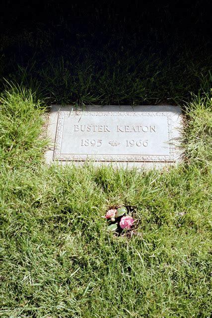 los angeles morgue files comic filmmaker buster keaton