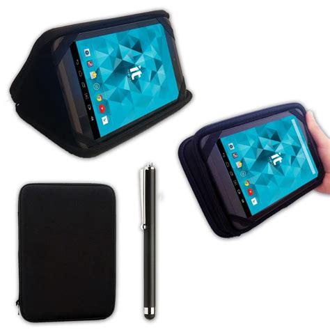 Casing Tablet 7 Inci black exec zipped fits samsung galaxy tab a 2016 7 0 7 quot inch tablet ebay