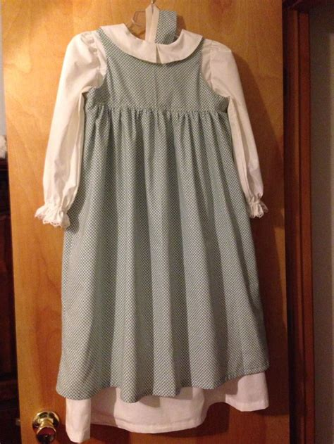 anne  green gables costume fun   sew