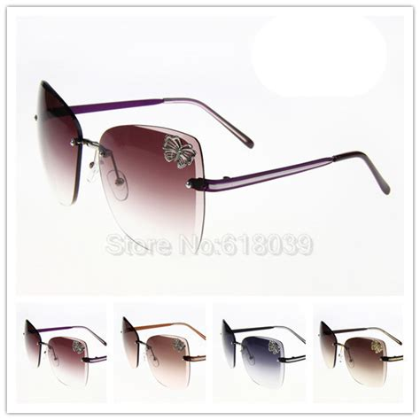 g001 vintage butterfly decoration sunglasses for