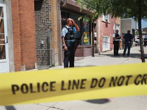 chicago violence gets everyone's attention, but it is not