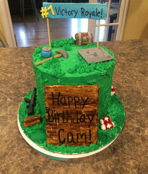 fortnite birthday cake fortnite cake my cakes and cupcakes