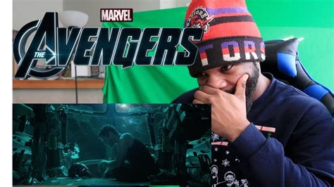avengers endgame trailer reaction breakdown iron
