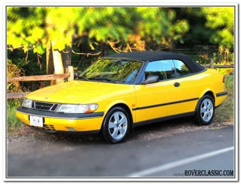 manual cars for sale 1998 saab 900 instrument cluster purchase used 1998 saab 900 convertable in grafton wisconsin united states for us 2 000 00