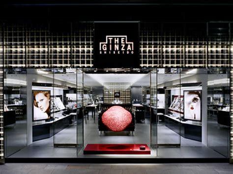 Shiseido Shoo shiseido the ginza shopping in ginza tokyo