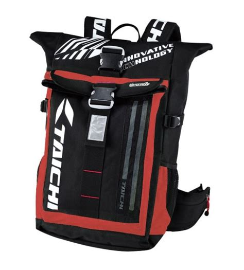 Tas Ransel Rs Taichi Backpack rs taichi riders waterproof touring sport backpack waterproof with led light