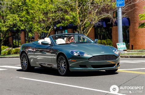2019 Aston Martin Db9 by Aston Martin Db9 Volante 1 April 2019 Autogespot