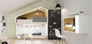 le lit cabane enfant le r 234 ve de tous les petits aventuriers