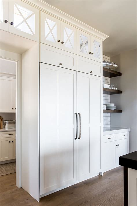 Walk In Cabinet Design by Timber Frame Home With Farmhouse Inspired Interiors Home