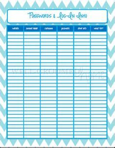password pattern c password printable on pinterest